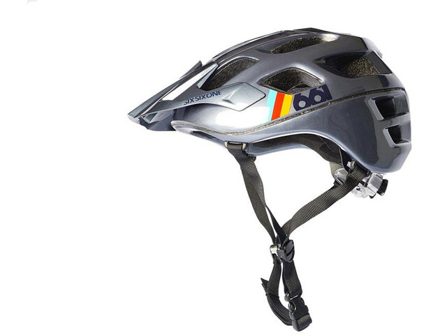 SixSixOne Recon Scout Helm smoke gray